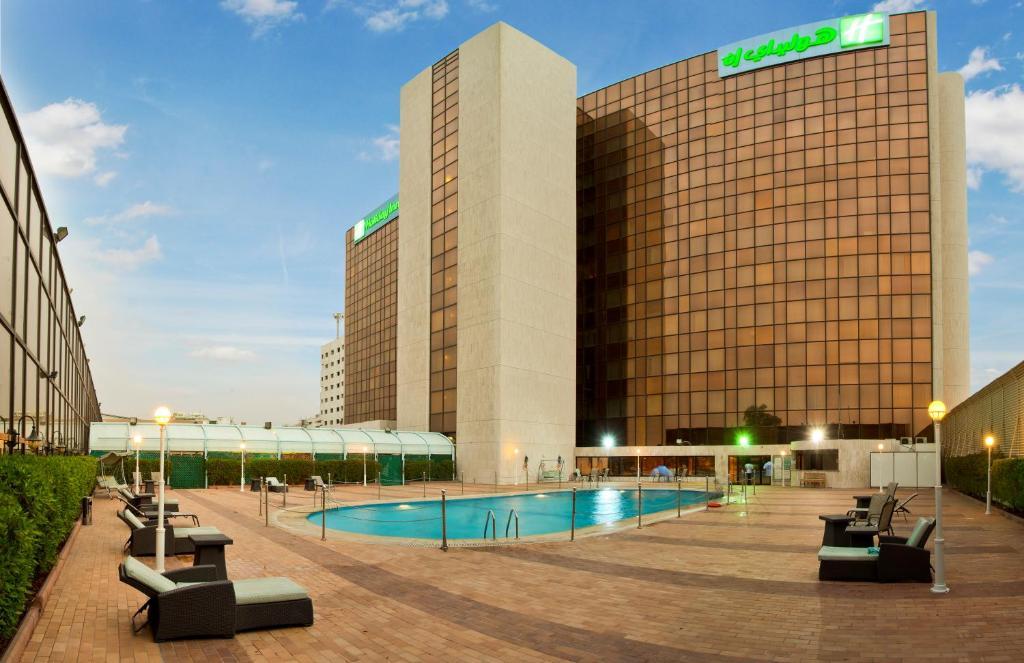 A piscina localizada em Holiday Inn Jeddah Al Salam, an IHG Hotel ou nos arredores