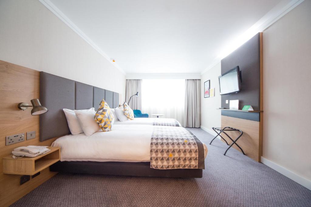 Holiday Inn London Gatwick - Laterooms