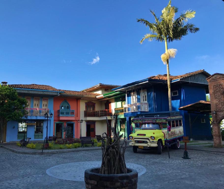 Hotel El Eden Country