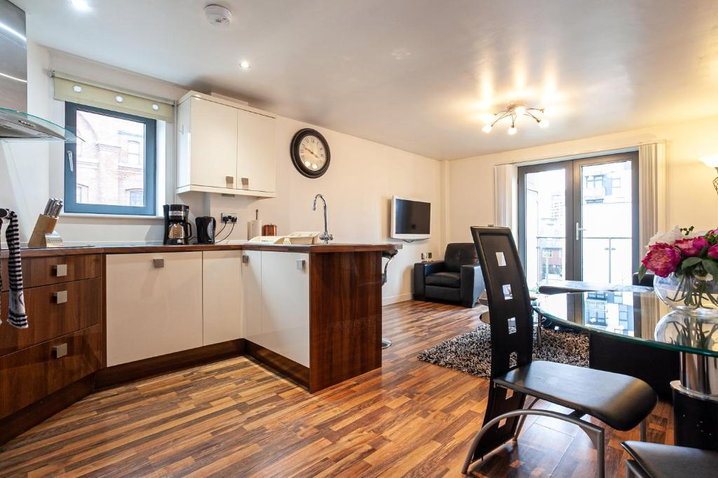 Dreamhouse Apartments Manchester City West - Laterooms