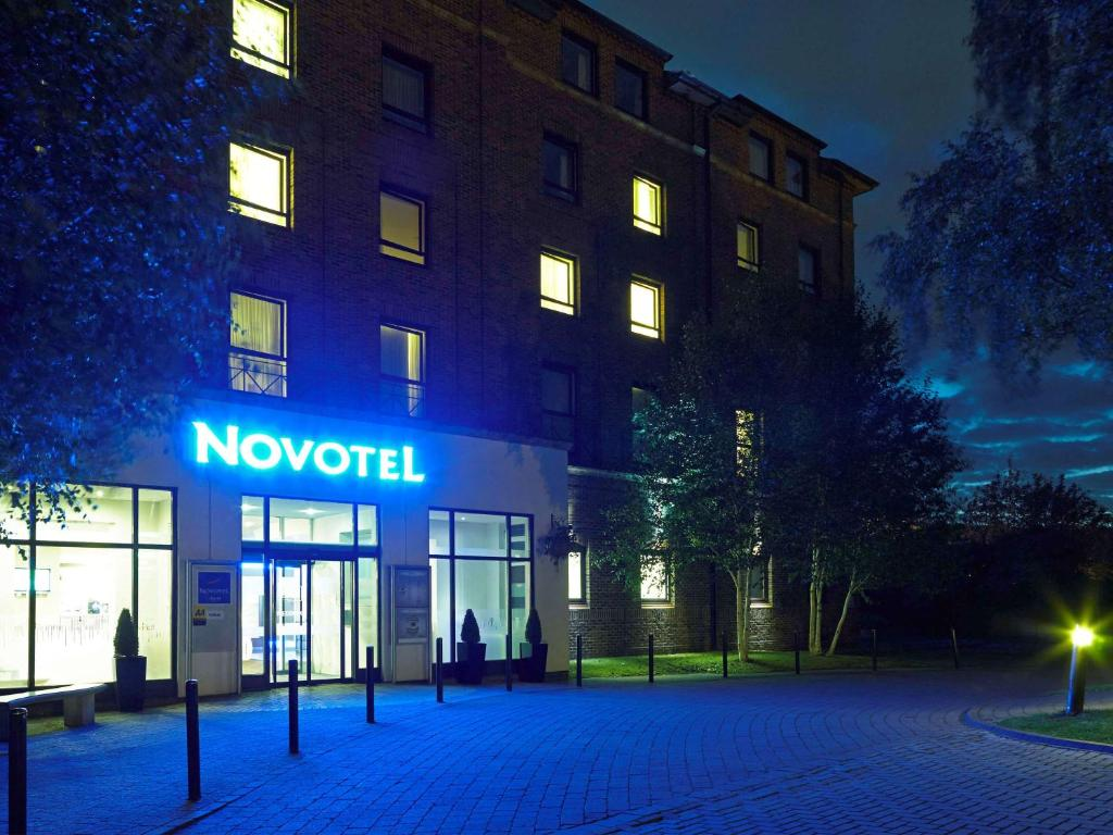 Novotel York Centre - Laterooms