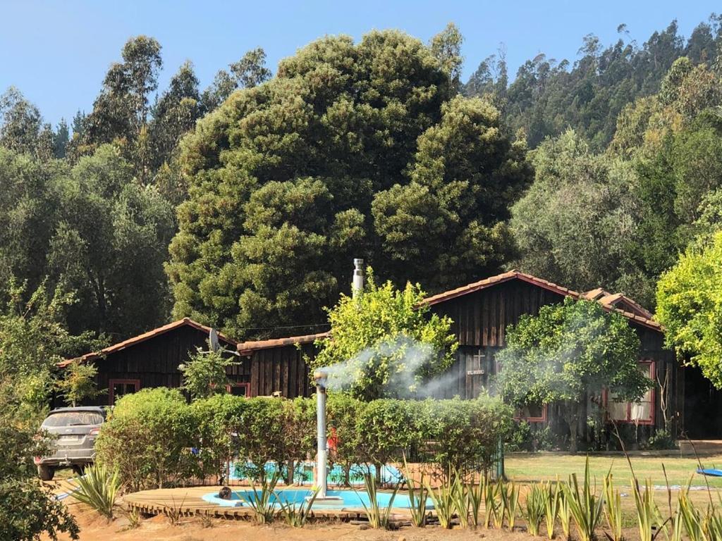 Casa Los Ruiles