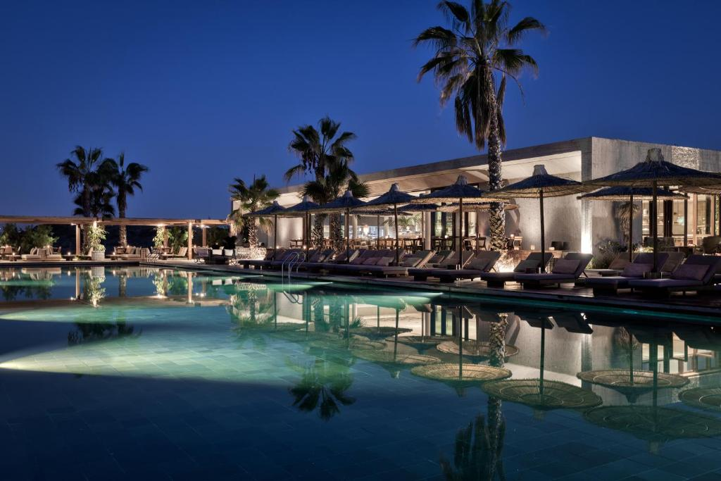 The swimming pool at or close to Domes Zeen Chania, a Luxury Collection Resort, Crete