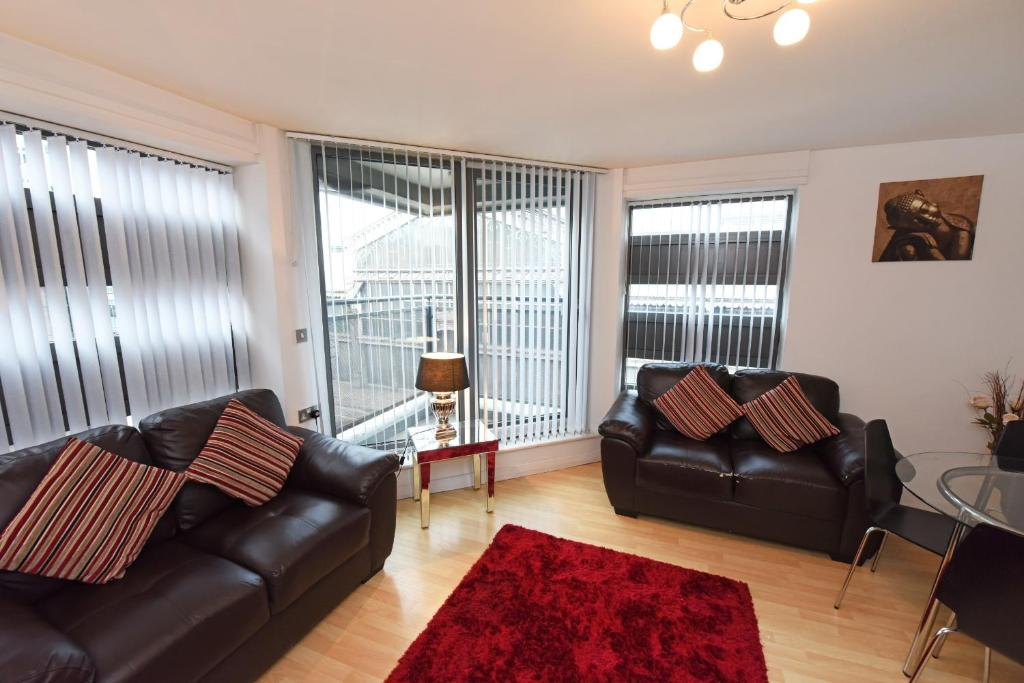 Dreamhouse Apartments Manchester City Centre - Laterooms