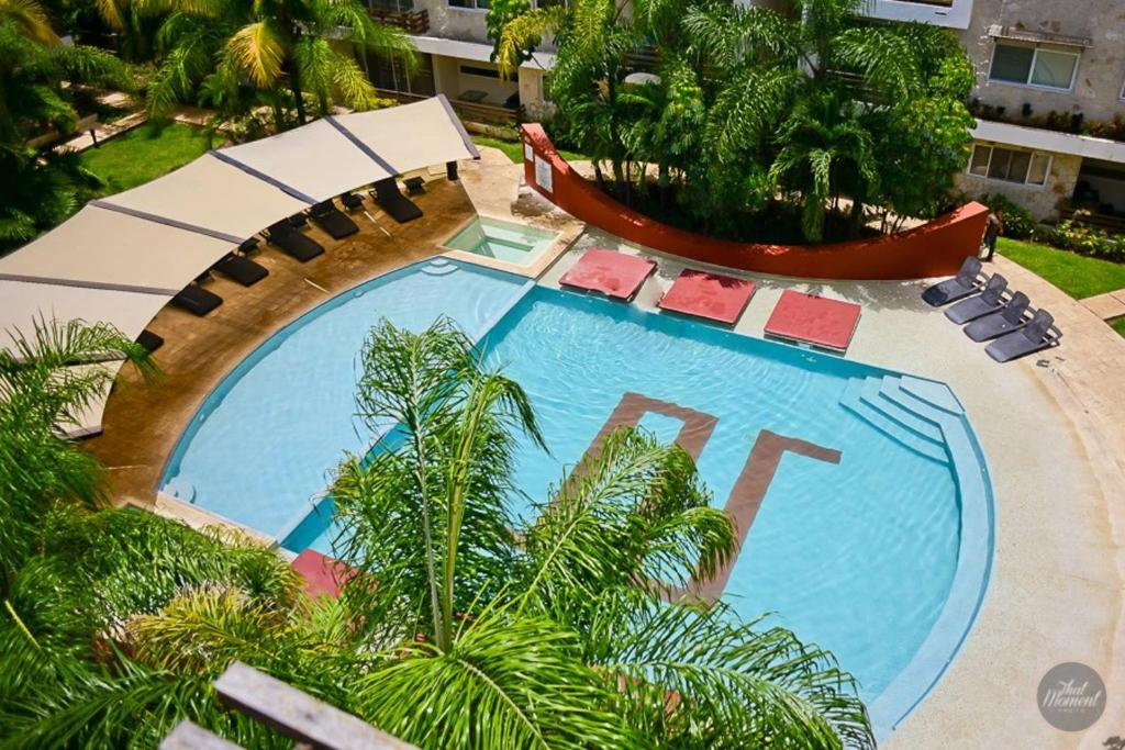 3 Br Penthouse with Private Rooftop + Jacuzzi, Pool, Gym & Beach Club, Sabbia