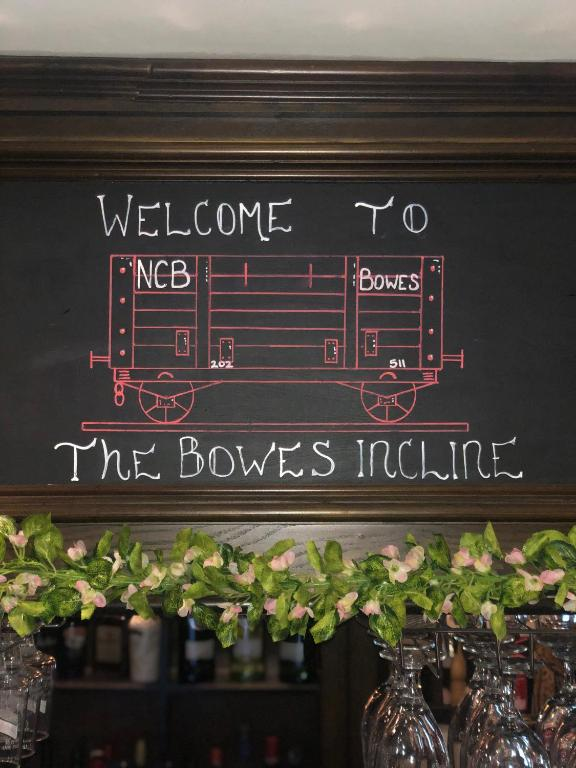 The Bowes Incline Hotel - Laterooms
