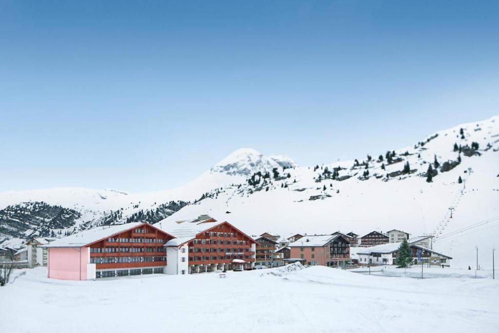 Robinson Club Alpenrose Zurs Zurs am Arlberg, Austria