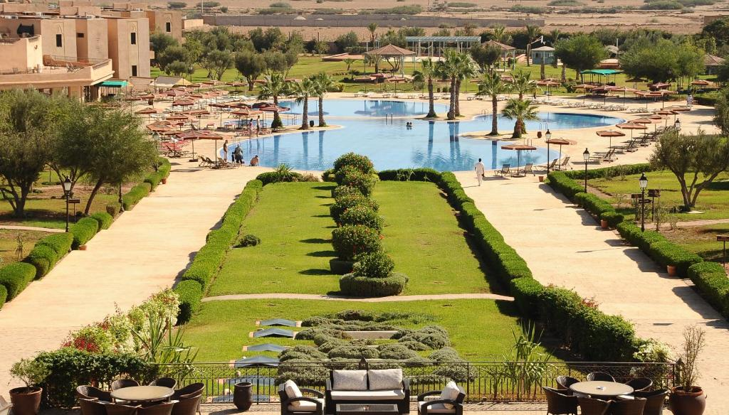 The swimming pool at or near Marrakech Ryads Parc All inclusive