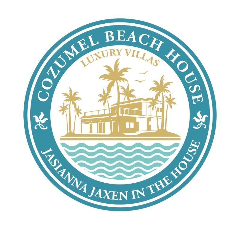 Cozumel Beach House Jasianna Jaxen Luxury Beachfront Villa Stunning Ocean Front Vacation Propety