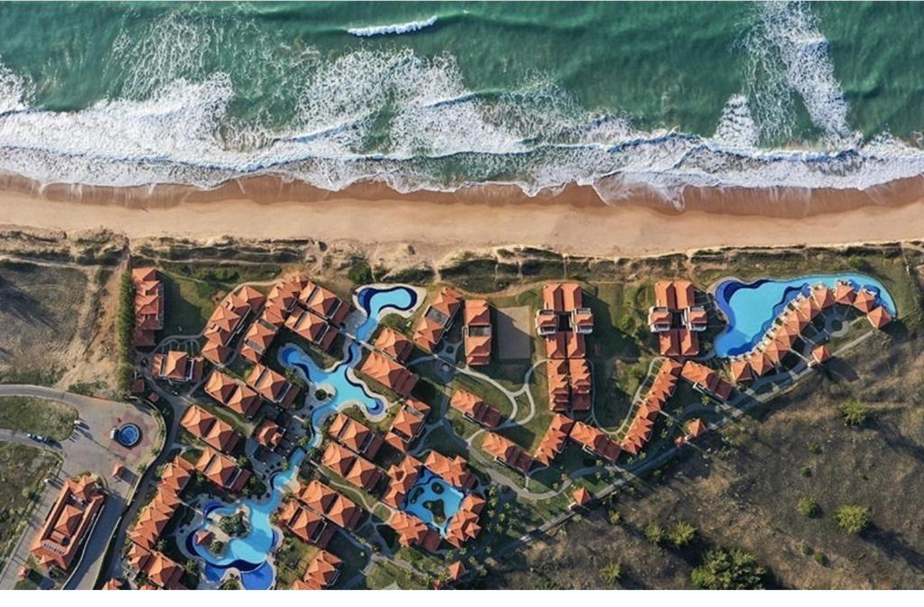 A bird's-eye view of Buzios Beach Resort Residencial 2501e2502