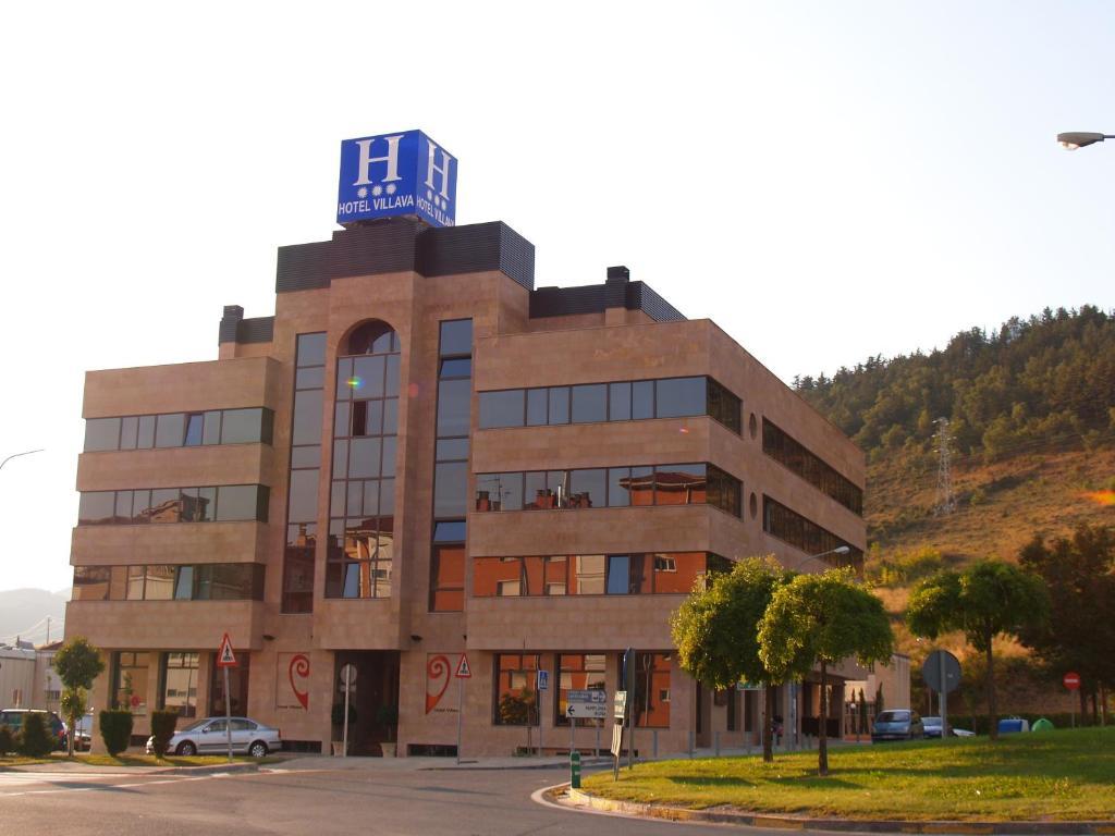 Hotel Pamplona Villava - Laterooms