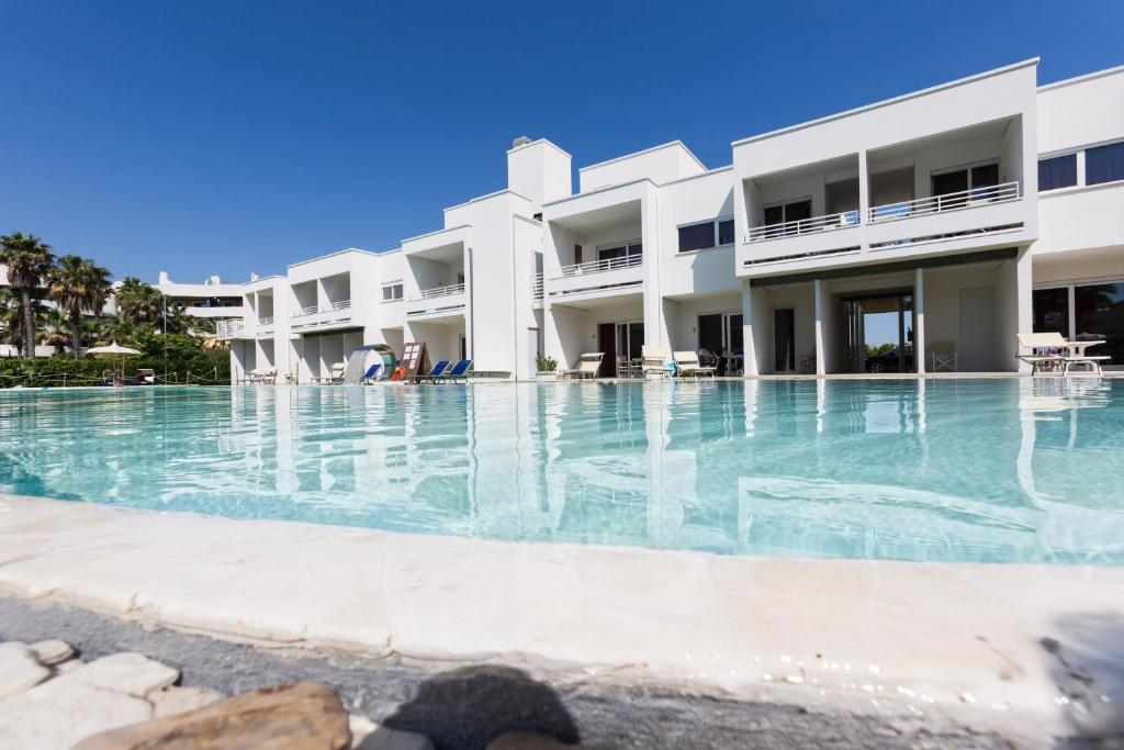 The swimming pool at or near SeaPark SPA Resort