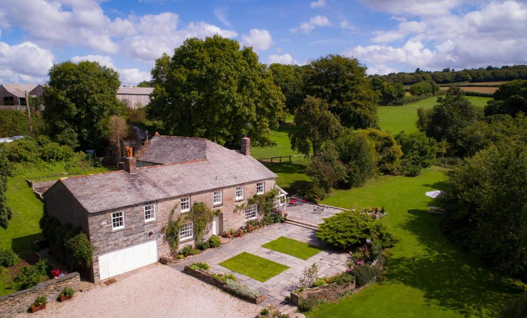 A bird's-eye view of Park Farmhouse Bed and Breakfast