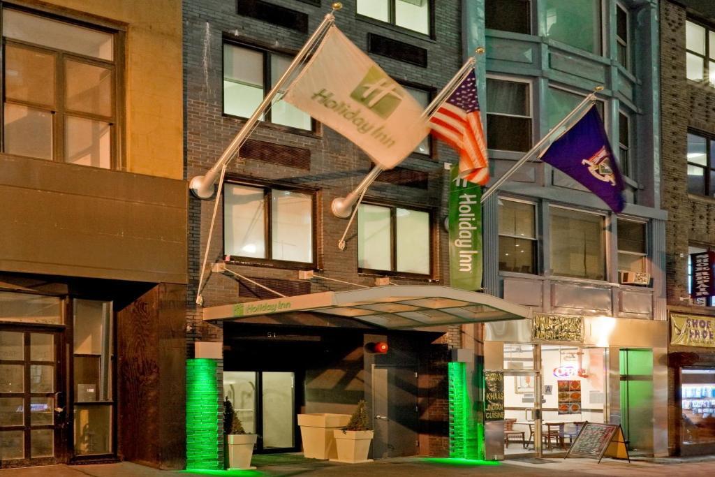 Holiday Inn NEW YORK CITY - WALL STREET - Laterooms
