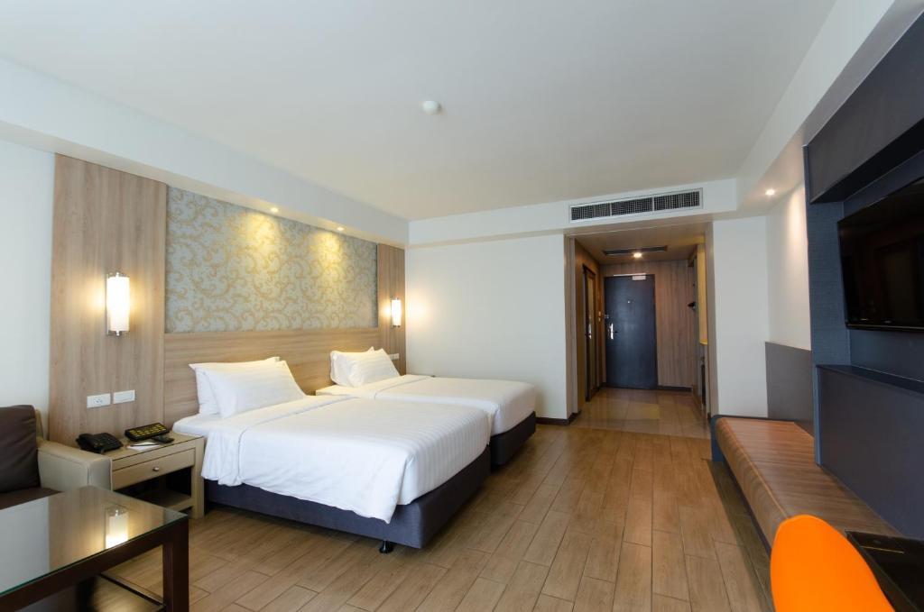 Dynasty Grande Hotel - Laterooms