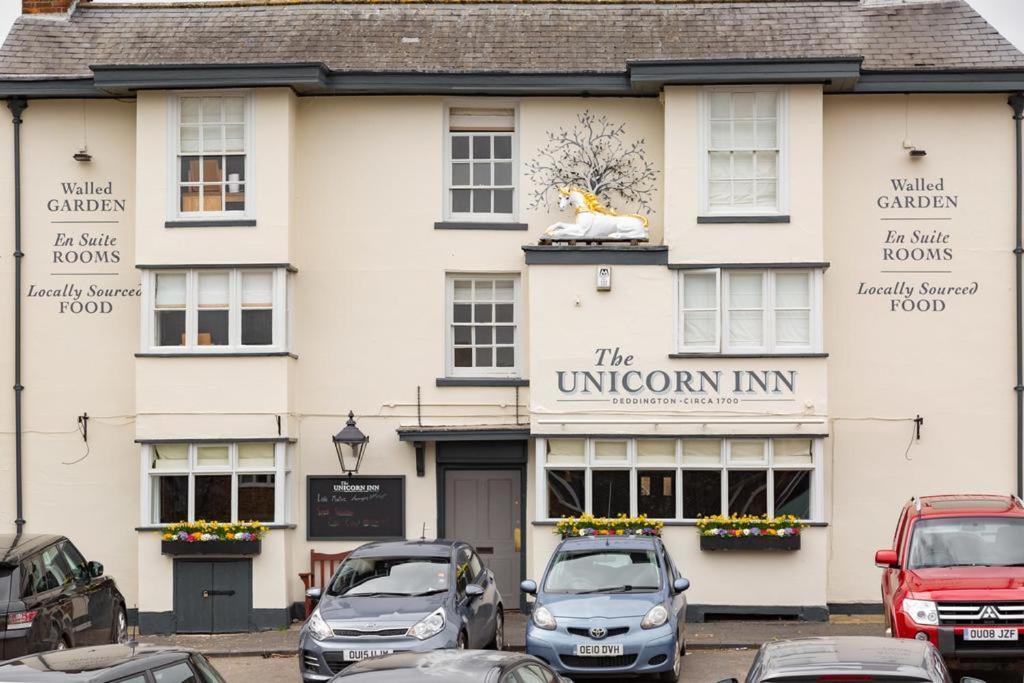 Unicorn Inn - Laterooms
