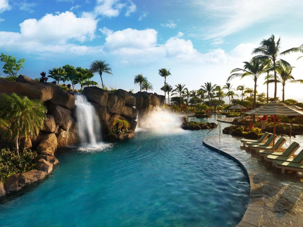 The swimming pool at or near Kings' Land by Hilton Grand Vacations Club