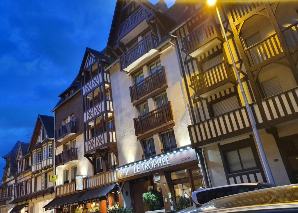 Le Trophee By M Hotel Spa Deauville, France