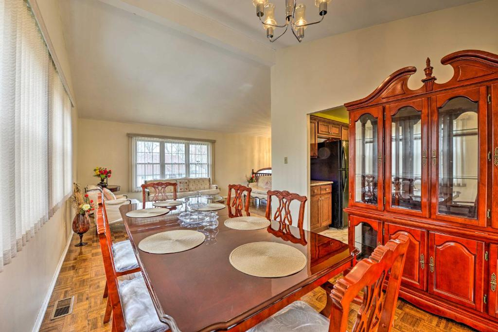 Traditional Family Home with Pool and 2-Story Deck!