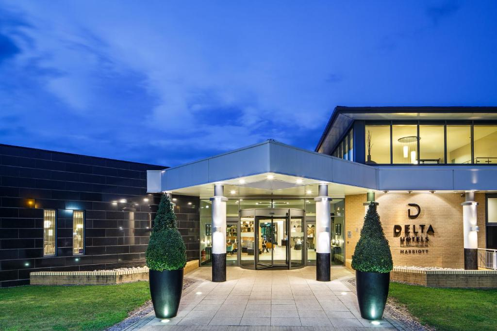 The Nottingham Belfry - QHotels - Laterooms