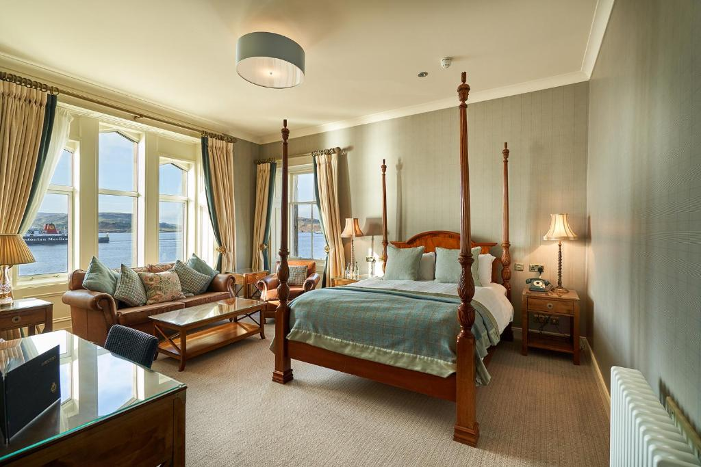 Oban Bay Hotel - Laterooms