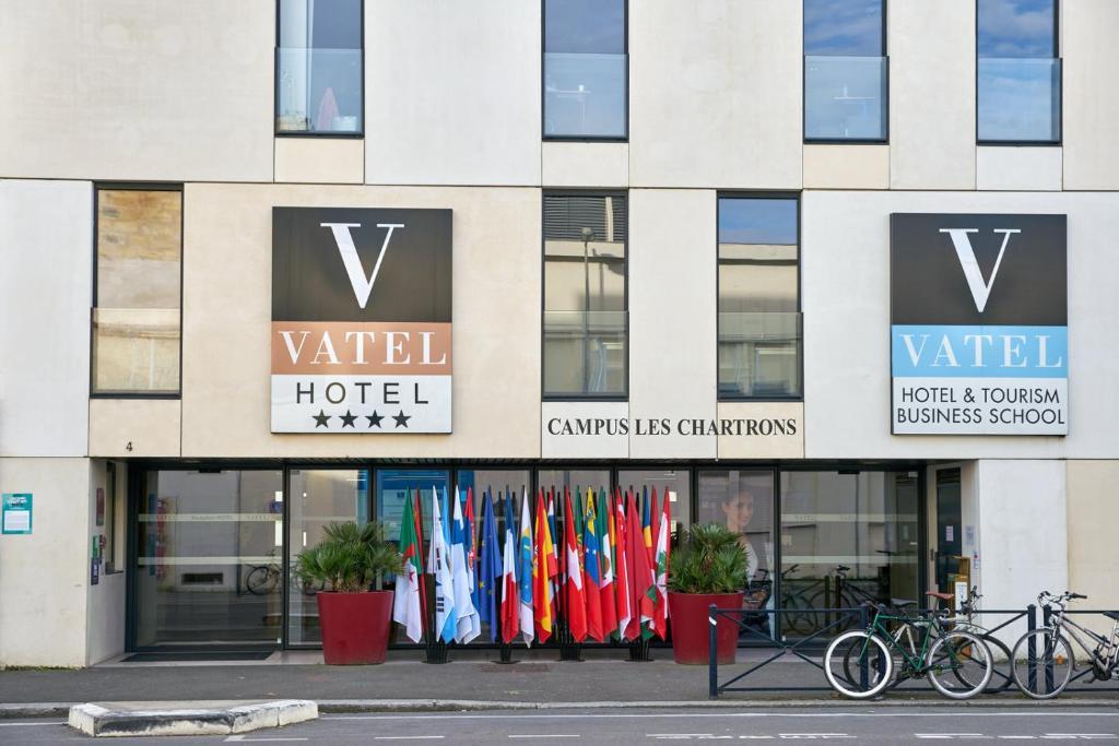 Hotel Vatel Bordeaux, France