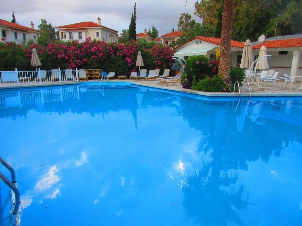 Πισίνα στο ή κοντά στο Hydrele Beach Hotel & Village