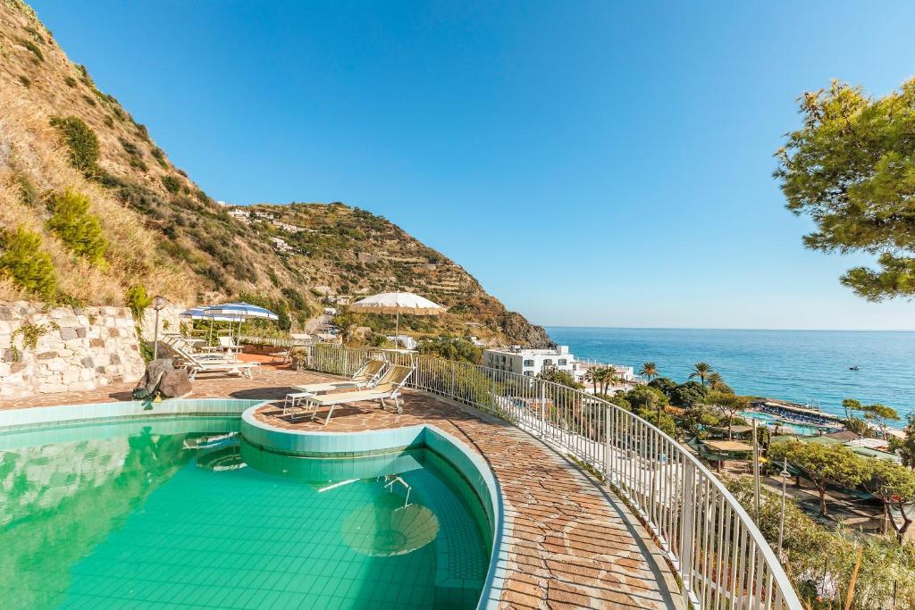 The swimming pool at or near Hotel San Giorgio Terme