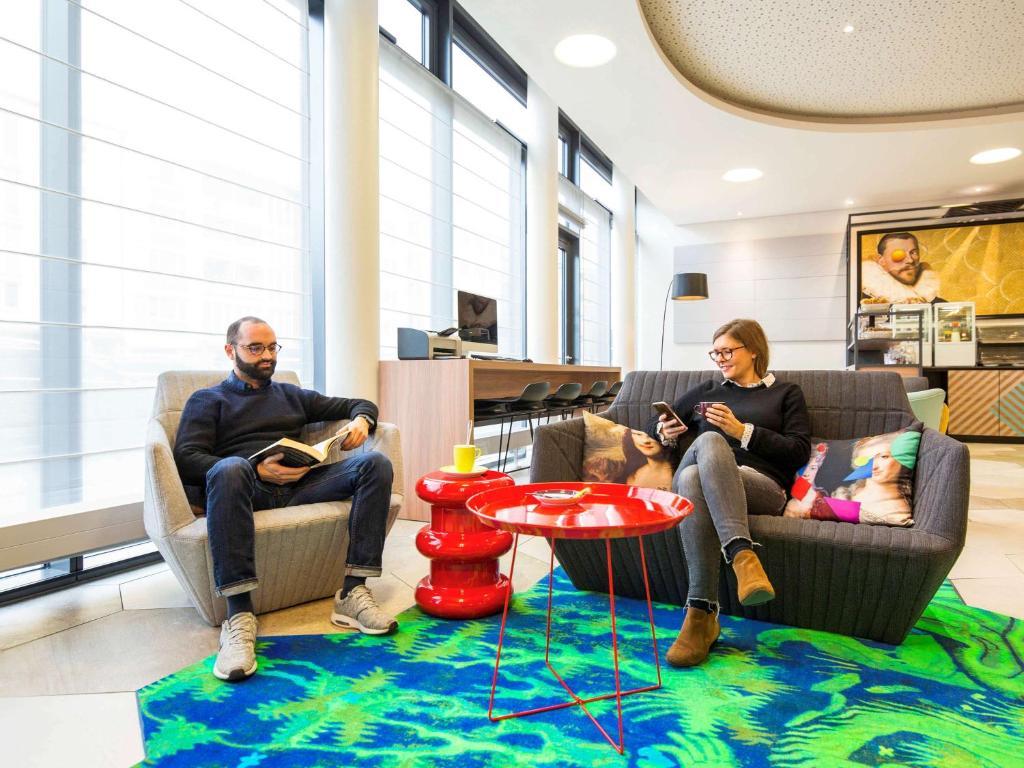 Aparthotel Adagio Köln City - Laterooms