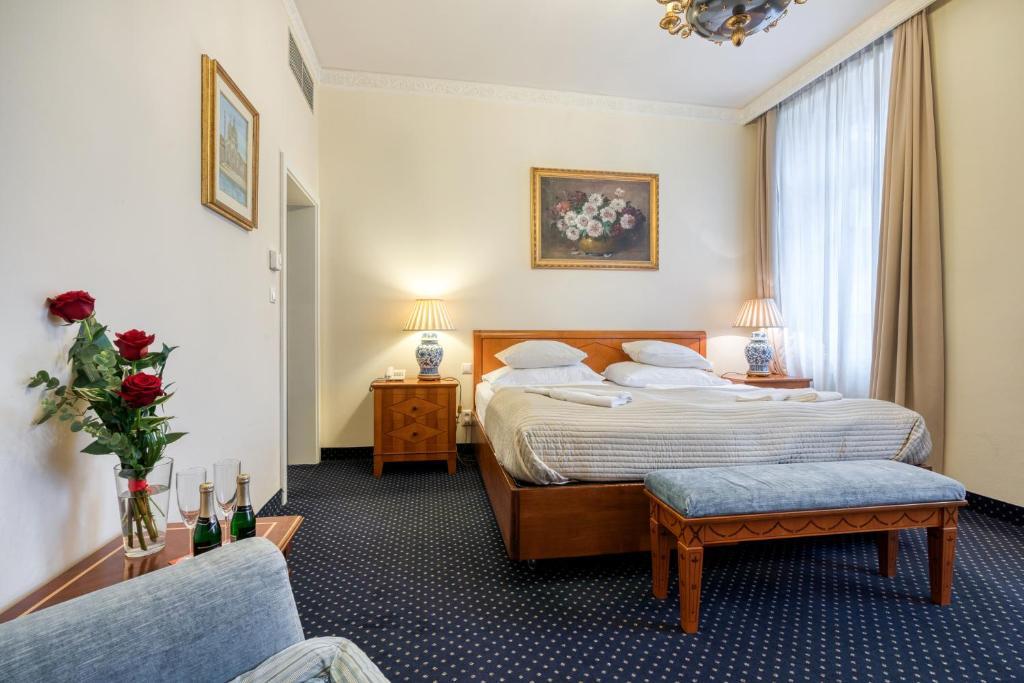 Hotel Europa Brno, Czech Republic