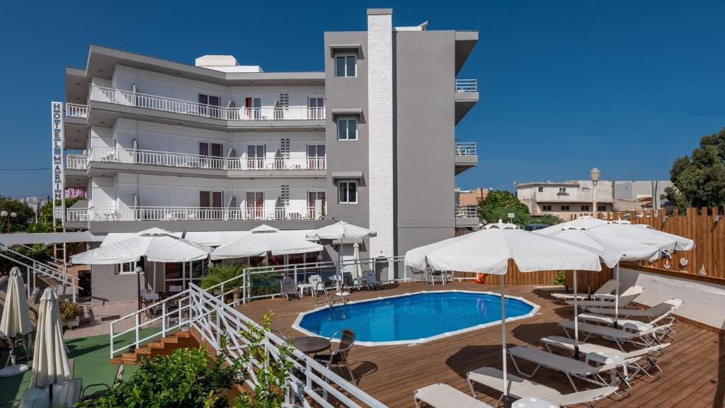 Congo Hotel Rhodes Town, Greece