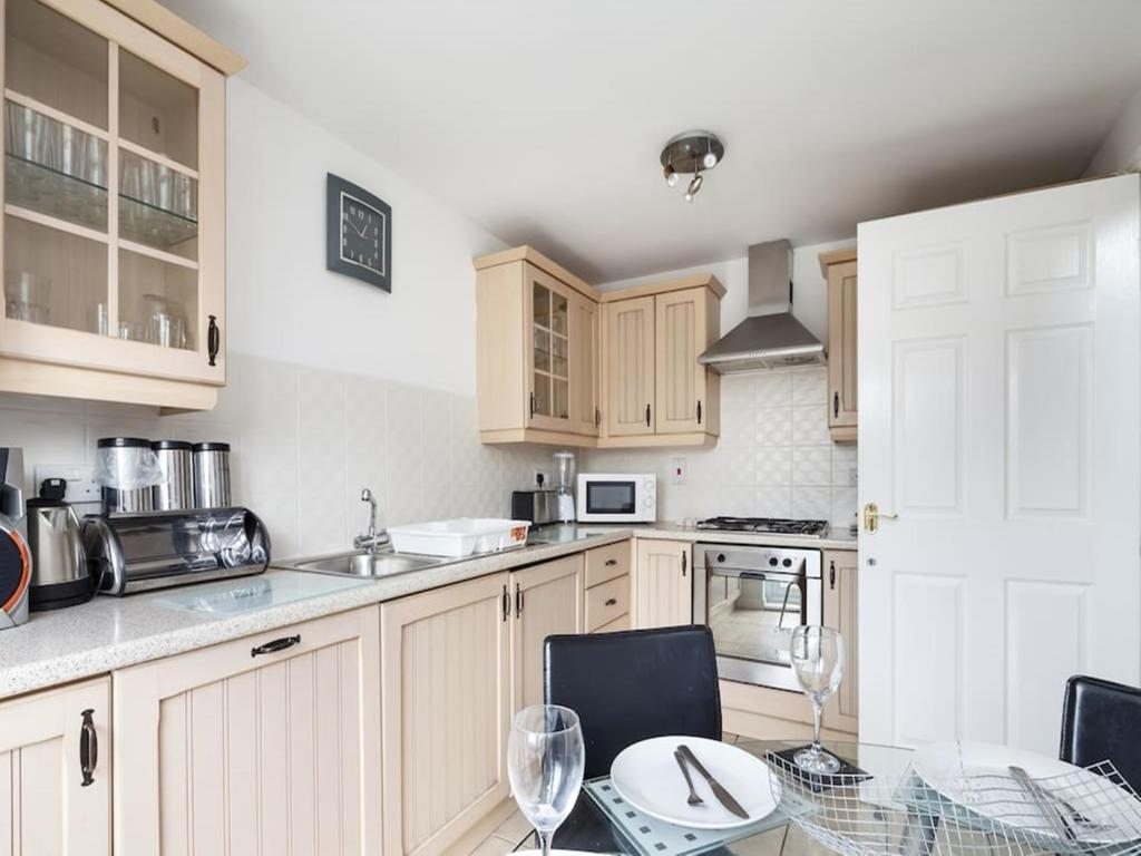 My-Places Abbotsfield Townhouse 14 - Laterooms
