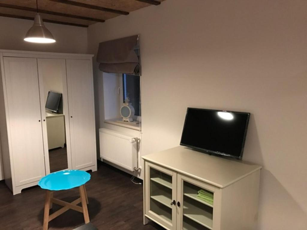 A television and/or entertainment centre at TOP Appartement !