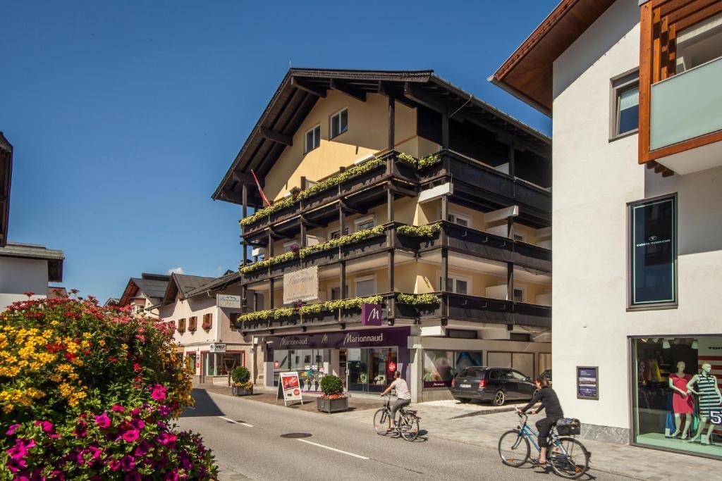 Panoramahotel Sankt Johann in Tirol, Austria
