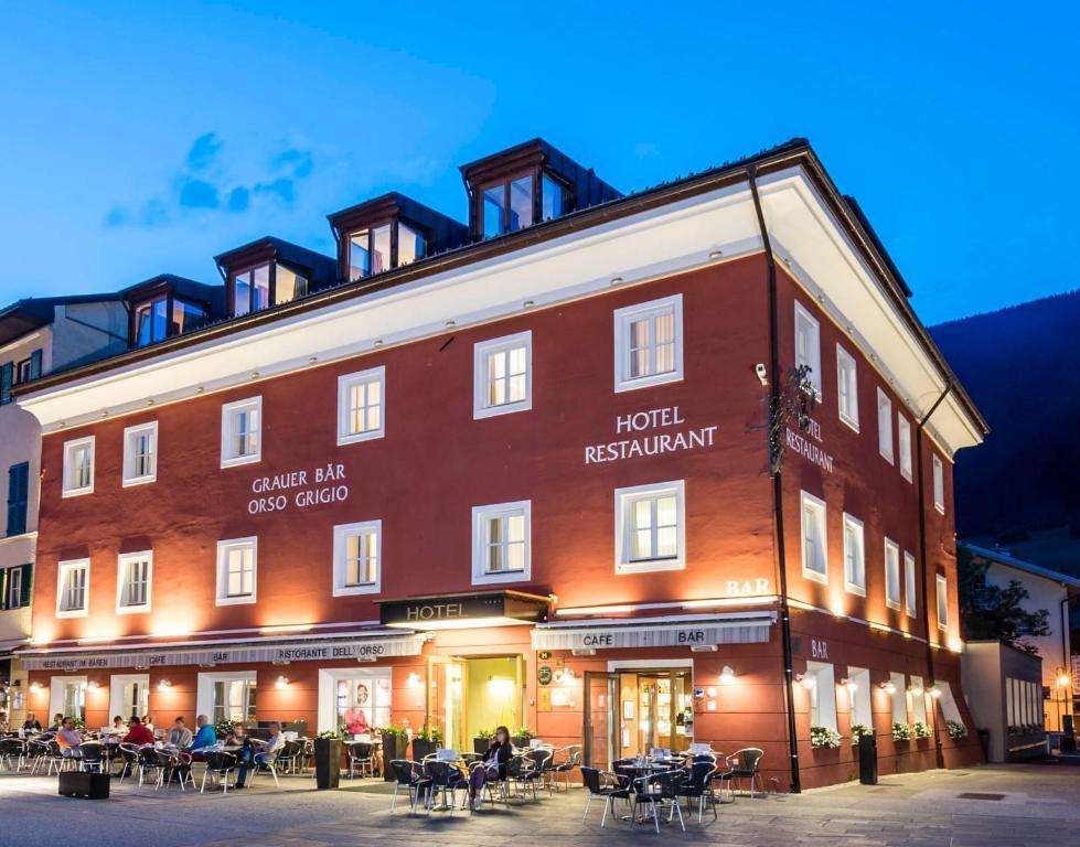 Boutique & Gourmet Hotel Orso Grigio San Candido, Italy