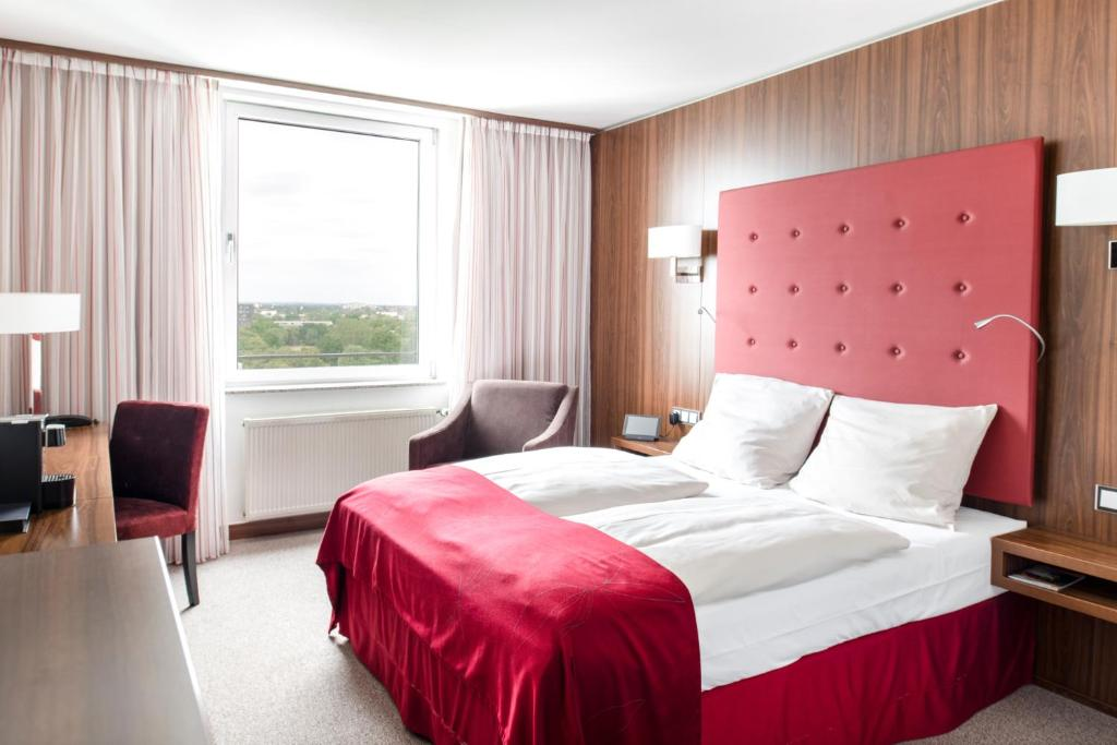 Fora Hotel Hannover - Laterooms