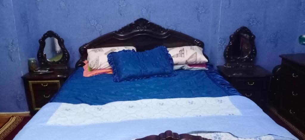 Cama ou camas em um quarto em Friendz Hostel