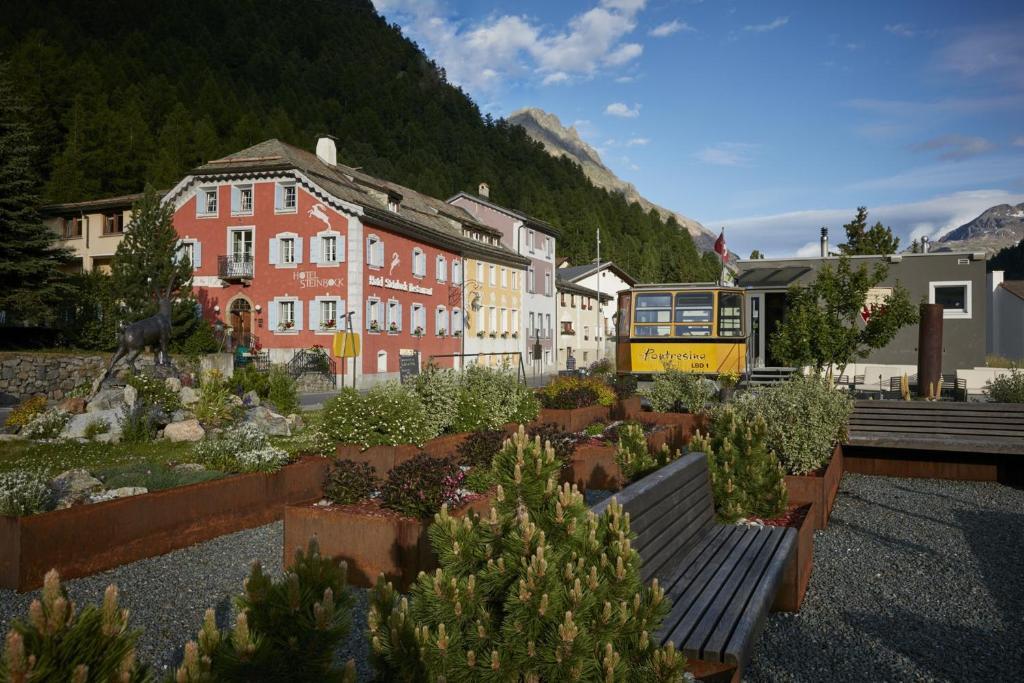 Hotel Steinbock Pontresina Pontresina, Switzerland