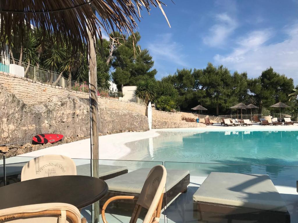 Piscina di Viestemare Resort & SPA o nelle vicinanze