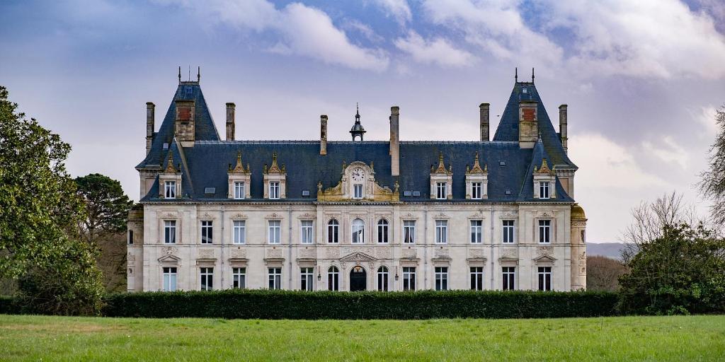 Château de Tressé Rest & Forest Spa