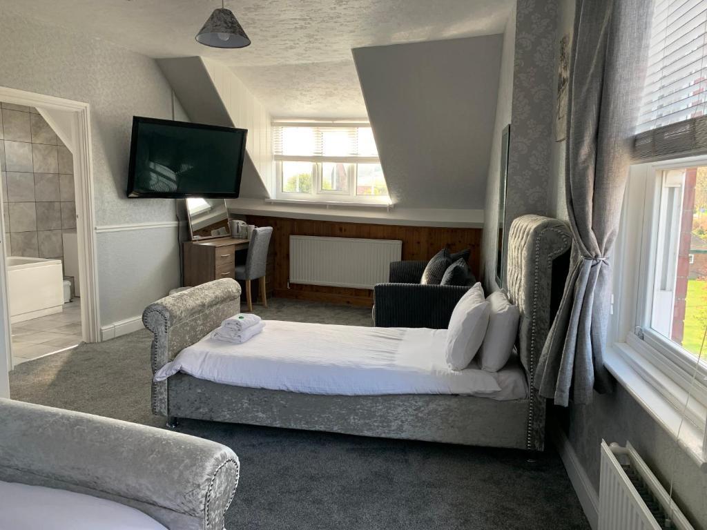 Grosvenor Hotel - Laterooms