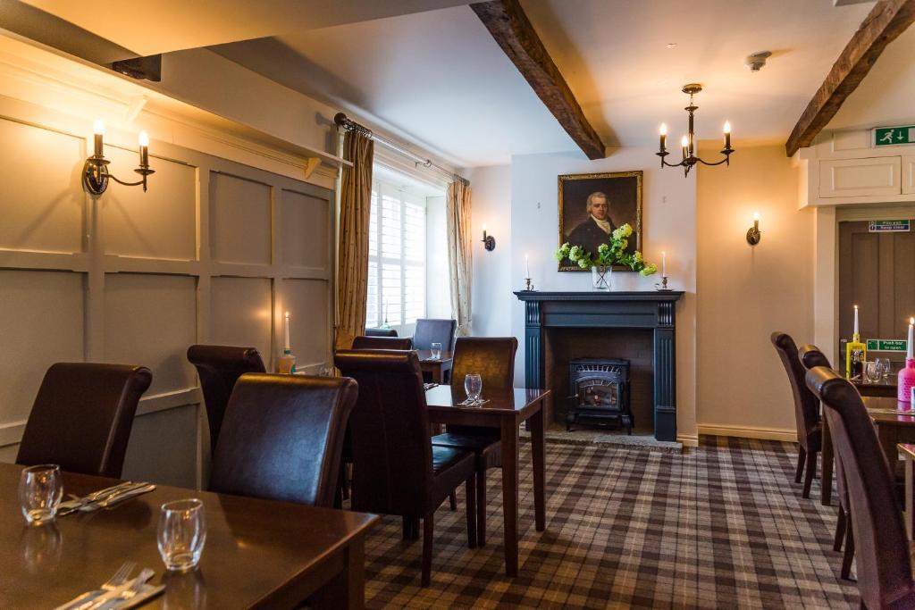 New Inn Hotel - Laterooms