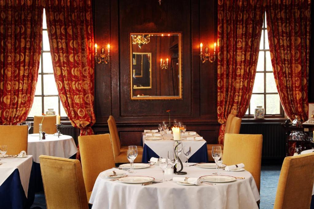 Swinfen Hall Hotel - Laterooms