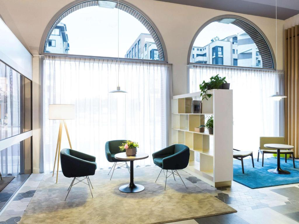 Novotel Toulouse Centre Compans Caffarelli - Laterooms