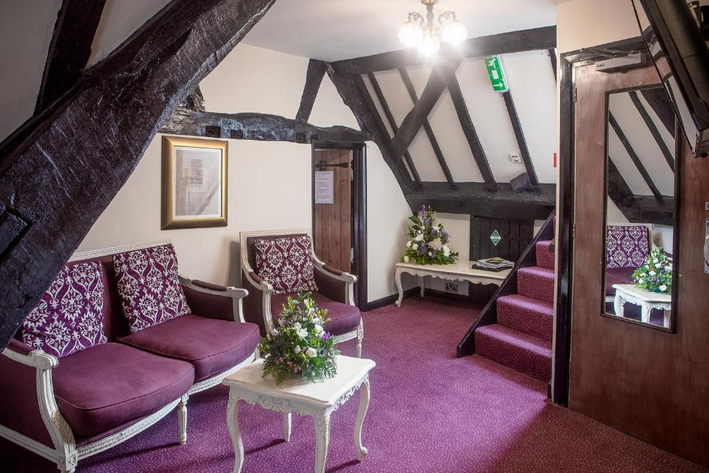 Maesmawr Hall Hotel - Laterooms