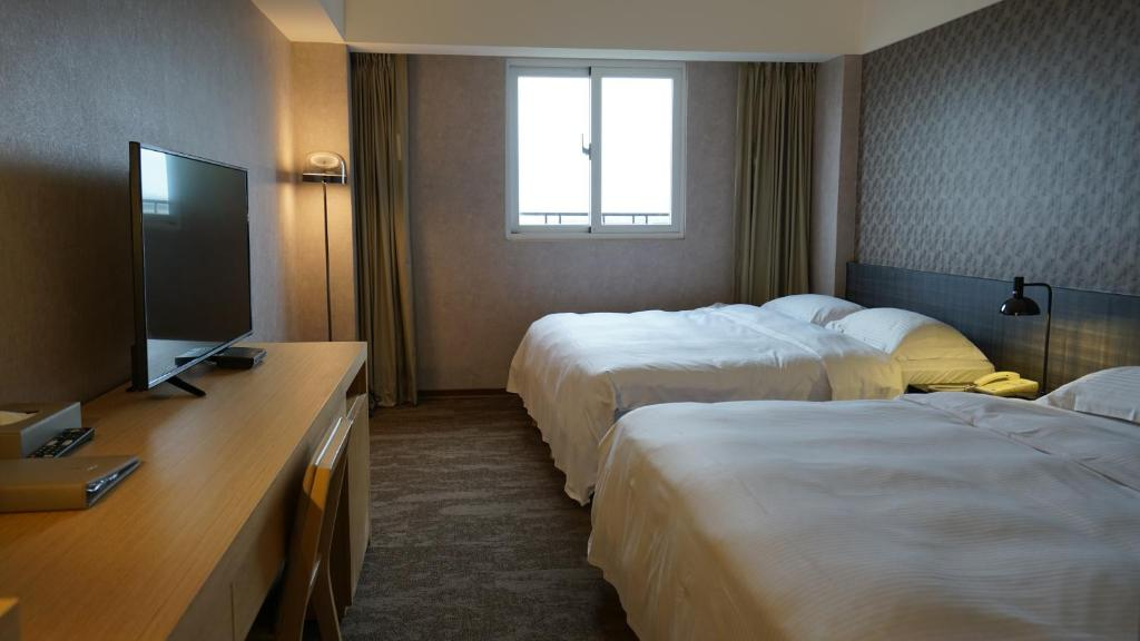 A room at the City Suites - Taoyuan Gateway.
