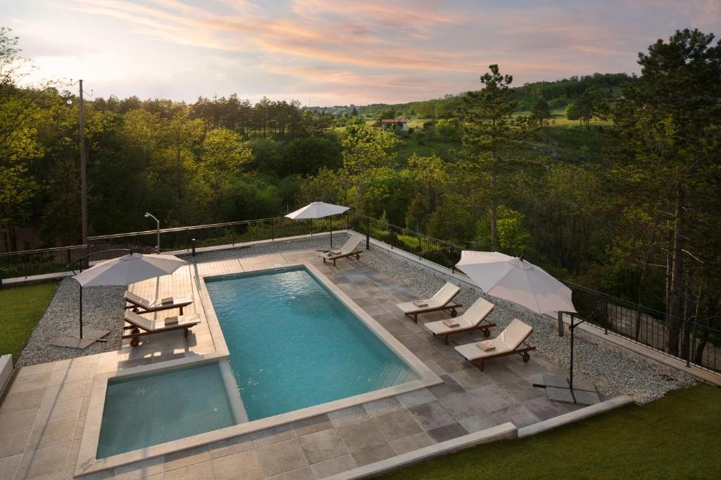 Resort Cize Pazin, Croatia