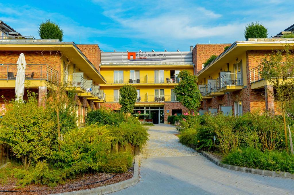Royal Club Hotel Visegrad, Hungary