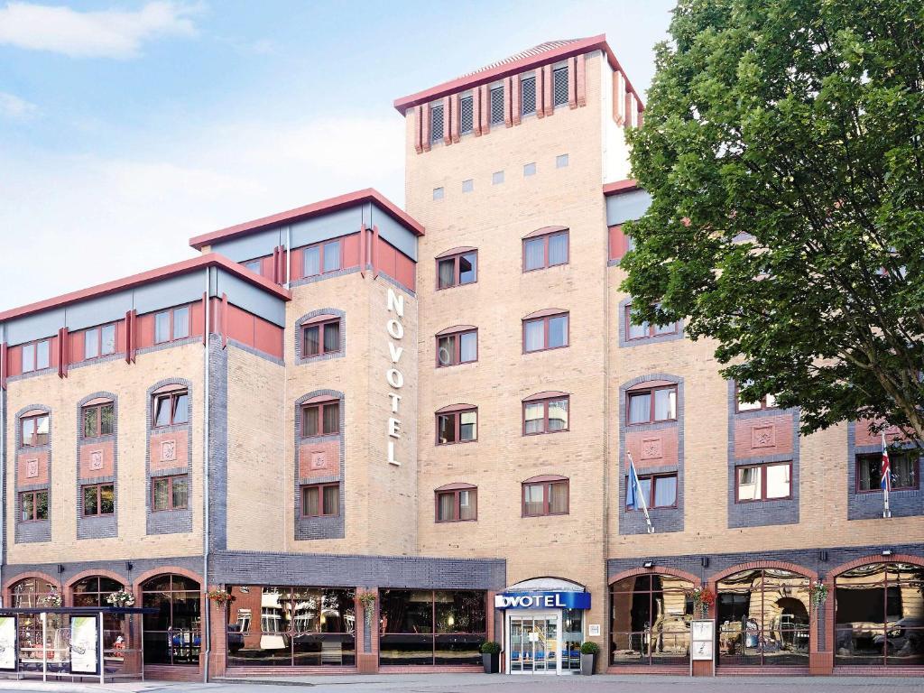 Novotel Bristol Centre - Laterooms
