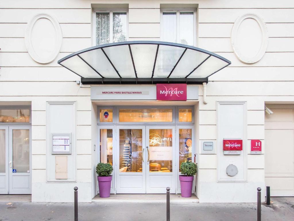 Hôtel Mercure Paris Bastille Marais - Laterooms